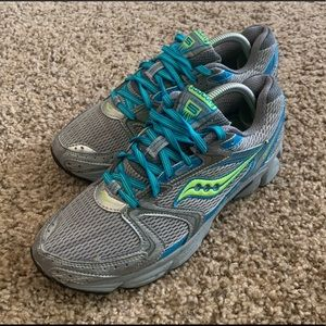 Saucony Cohesion 5 Running Shoes Women's Size 9W